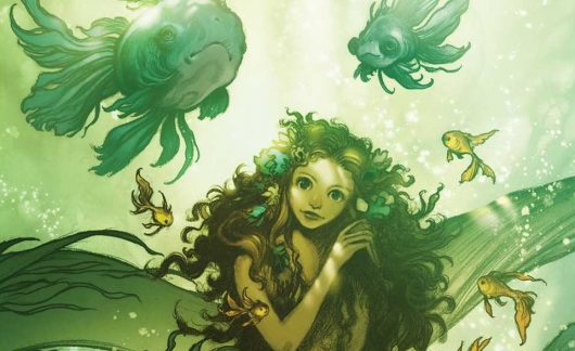 Jim Henson's The StoryTeller: Sirens #1 header