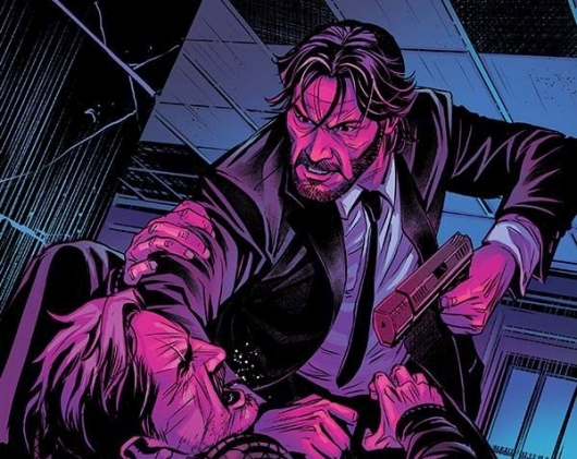 John Wick Volume 1 header