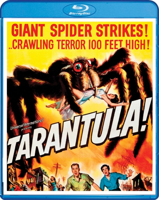 Tarantula! Blu-ray Cover Art