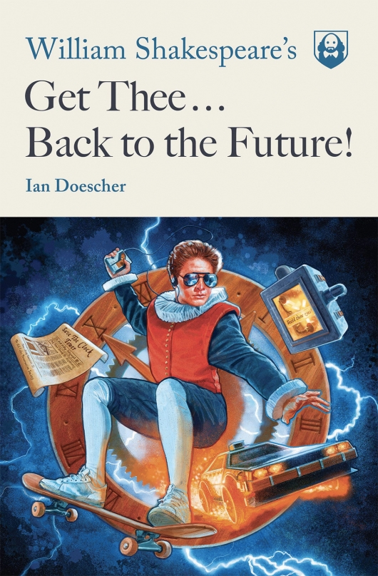 Get Thee Back to the Future! book cover