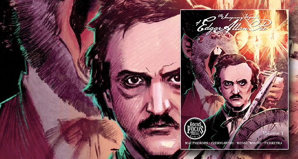 The Imaginary Voyages of Edgar Allan Poe review