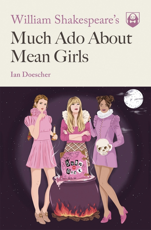Much Ado About Mean Girls book cover