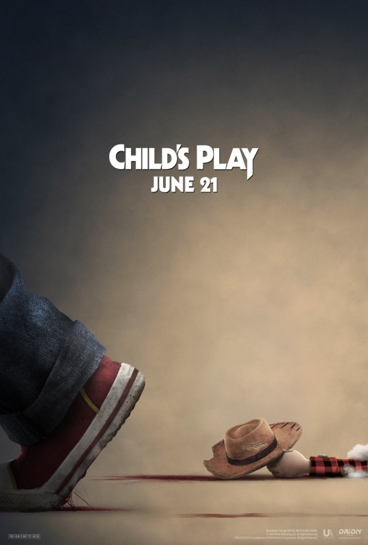 Child's Play Toy Story 4 Poster