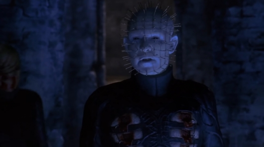 Doug Bradley As Pinhead In Hellraiser VII: Deader