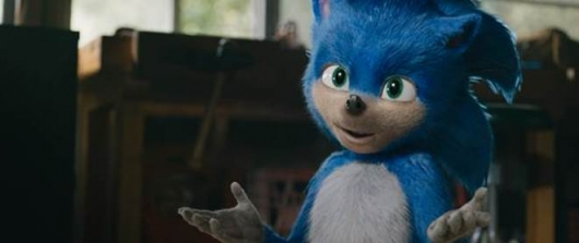 Sonic the Hedgehog Movie Header