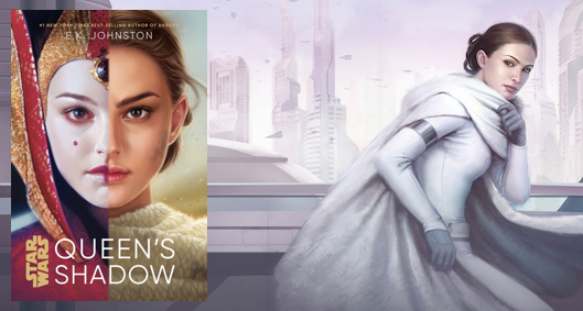 Star Wars: Queen's Shadow by E.K. Johnston