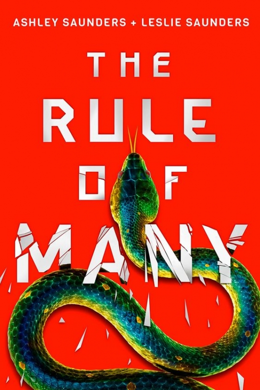 The Rule Of Many By Ashley Saunders And Leslie Saunders Cover