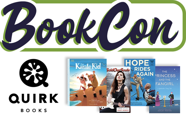 BookCon 2019: Quirk Books Spotlight