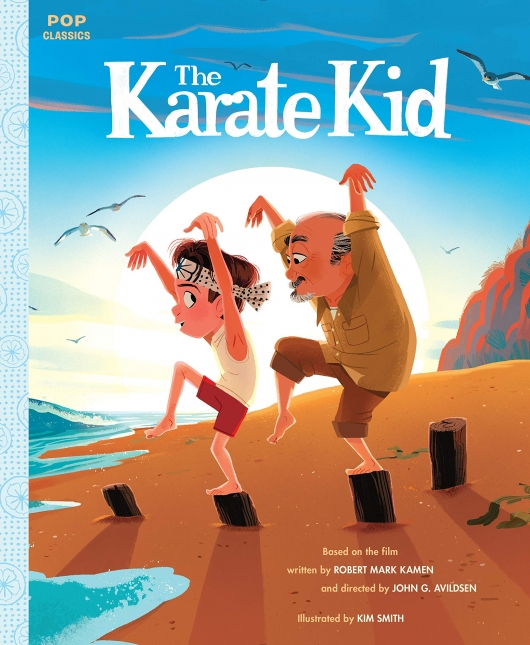 The Karate Kid storybook