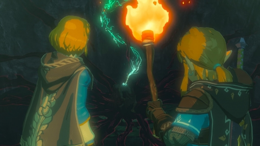 The Legend of Zelda: Breath of the Wild Sequel Nintendo E3 2019