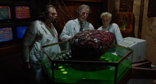 Blu-ray Review: Scream Factory's The Brain (1988)