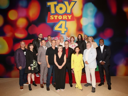 The World Premiere Of Disney And Pixar's TOY STORY 4 width=