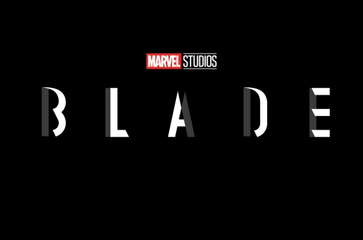 Blade title card Marvel Studios