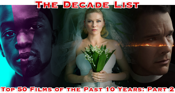 The Decade List: The 50 Best Films Of The Past Ten Years – Part 2