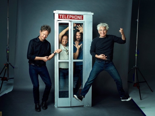 Bill & Ted reunion