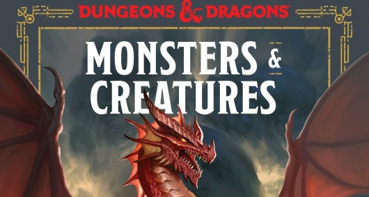 Dungeons & Dragons: Monsters & Creatures header