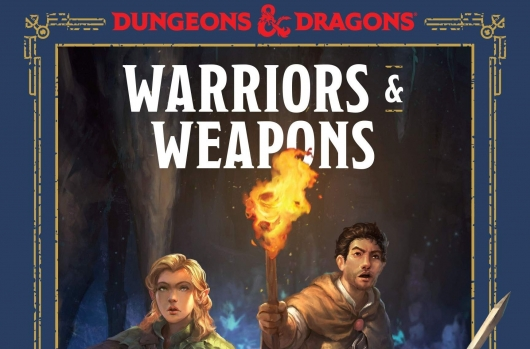 Dungeons & Dragons: Warriors & Weapons header