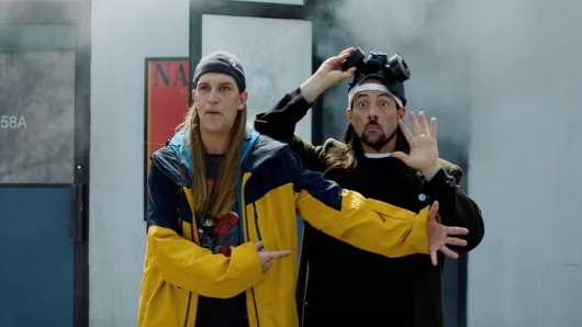Jay and Silent Bob Strike Back Sequel Jay and Silent Bob Reboot