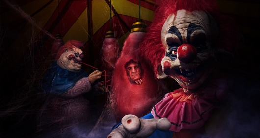Killer Klowns From Outer Space Halloween Horror Nights