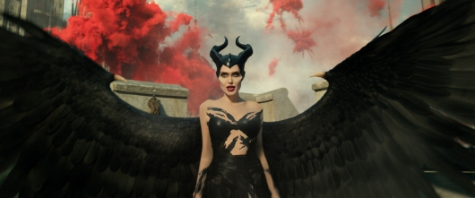 Angelina Jolie is Maleficent in Disney's MALEFICENT:  MISTRESS OF EVIL
