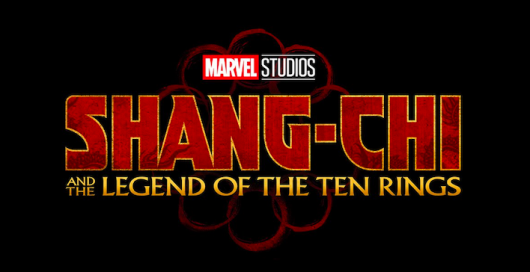 Marvel Shang-Chi and the Legend of the Ten Rings Title Card