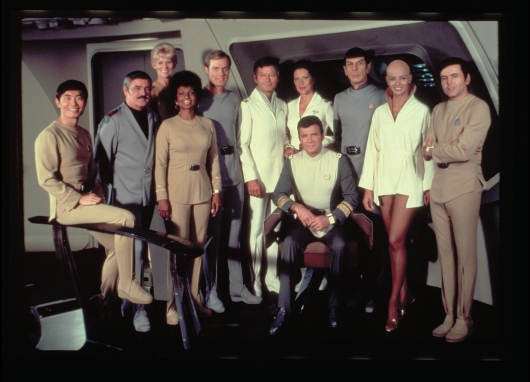 Star Trek: The Motion Picture cast