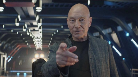 Star Trek Picard streaming series