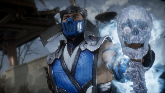 Sub-Zero In Mortal Kombat 11