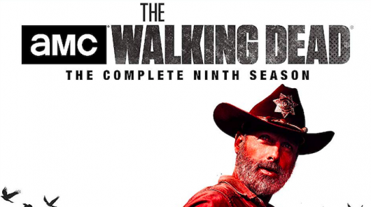 The Walking Dead Season 9 cover