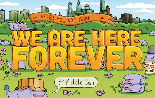 We Are Here Forever Cover