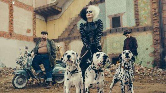 Cruella starring Emma Stone