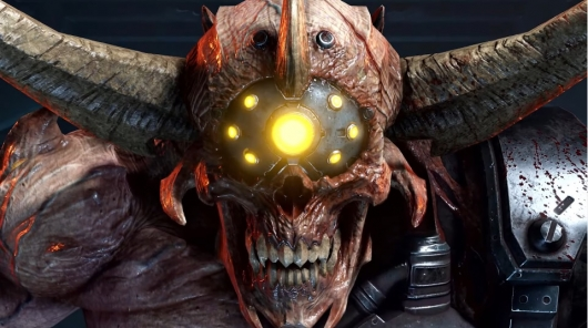 DOOM Eternal Hunter