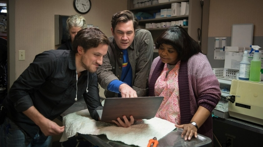 Director Tate Taylor Octavia Spencer Ma movie
