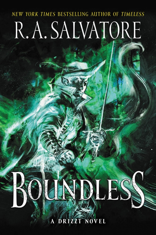 A Drizzt Novel Boundless