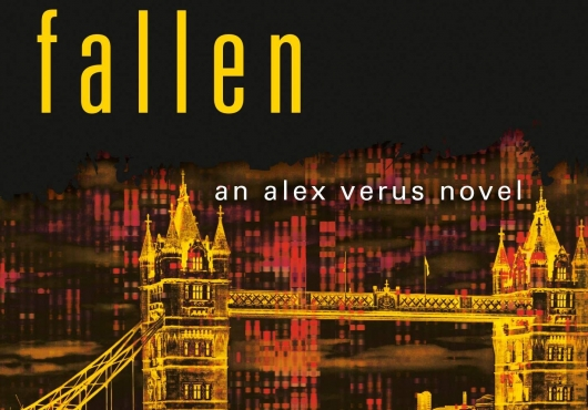 Fallen: An Alex Verus Novel header