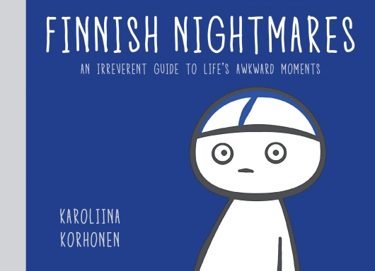 Finnish Nightmares book cover