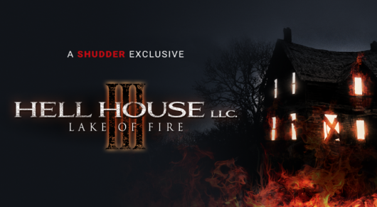 Hell House LLC III: Lake of Fire movie banner