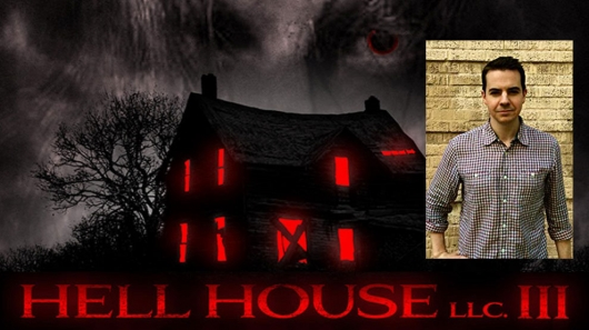 Hell House LLC III Writer Director Stephen Cognetti