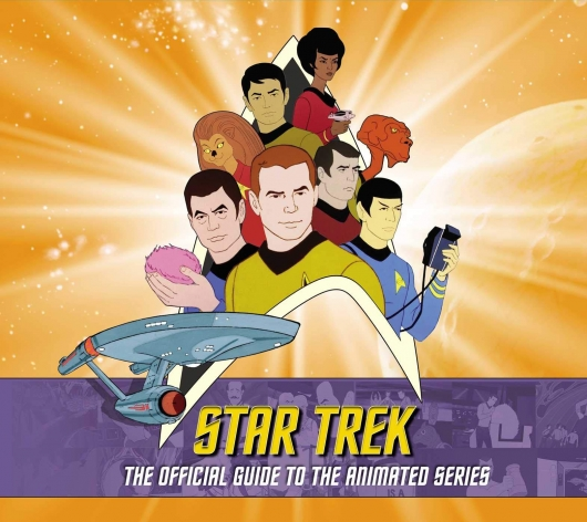 Star Trek: The Official Guide to the Animated Series book banner