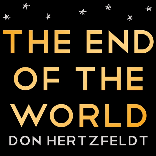 The End Of The World by Don Hertzfeldt book cover