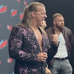 Chris Jericho and John Moxley