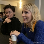 Alison Wright and Mickey Sumner
