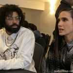 Daveed Diggs and Jennifer Connelly