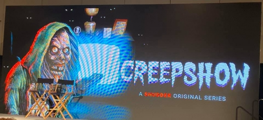 NYCC 2019 Creepshow Panel
