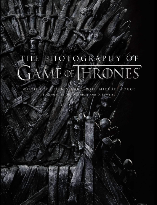 The Photography of Game of Thrones book cover