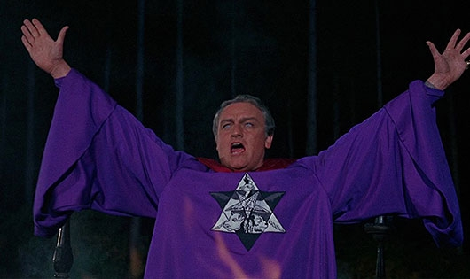 Blu-ray Review: The Devil Rides Out, starring Charles Gray