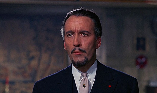 Blu-ray Review: The Devil Rides Out, starring Christopher Lee