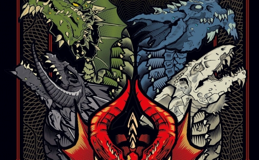 Tyranny Of Dragons Header