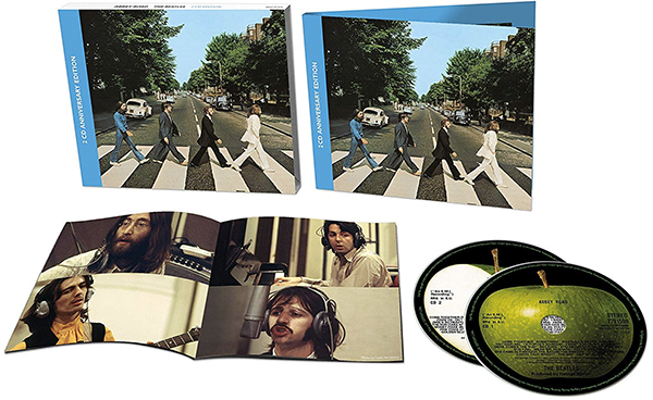 Abbey Road - Anniversary Deluxe Edition