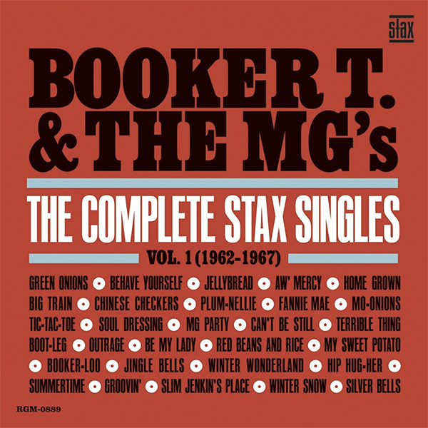 Booker T and The MGs - The Complete Stax Singles